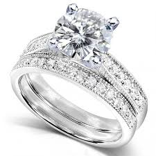 moissanite bridal reviews photos of moissanite engagement rings and wedding bands