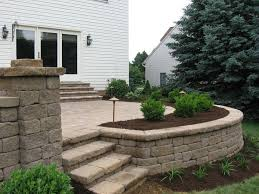 Backyard Patio Images by Best 25 Stone Patio Designs Ideas On Pinterest Paver Stone