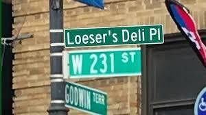 kosher chagne petition community board no 8 bronx honor loeser s kosher deli
