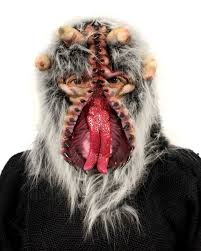 Monster Halloween by The Trap Monster Halloween Mask Zagone Studios
