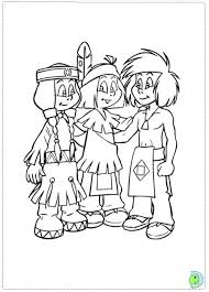 yakari coloring pages free coloring pages coloring pages yakari in