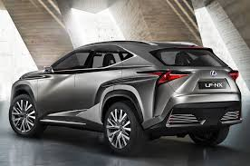 lexus suv dealers lexus lf nx crossover concept revealed before frankfurt show