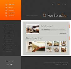 Bathroom Design Template Website Template 15423 Furniture Company Design Custom Website