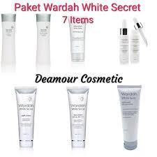 Wardah White Secret Yg Kecil jual wardah white secret paket kecil 7 items di lapak deamour