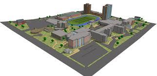 Smu Campus Map Saint Mary U0027s University Campus Map On Behance