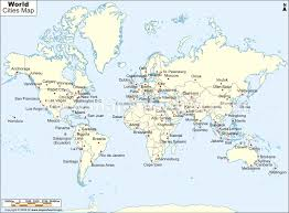 world map of capital cities world map with capital cities