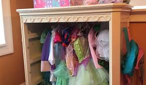 diy dress up closet the neals next door