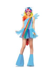 Pony Rainbow Dash Halloween Costume Pony Rainbow Dash Ladies Costume Ladies Costumes