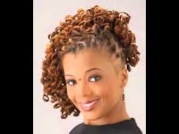 hairstyles for locs for women black natural hairstyles locs youtube