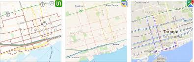 Boston College Map Transit Maps Apple Vs Google Vs Us U2013 Transit U2013 Medium