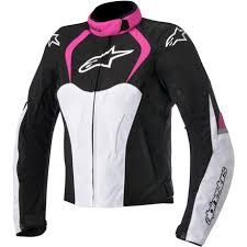 bicycle jackets for ladies motorcycle alpinestars women s stella jaws waterproof textile jacket
