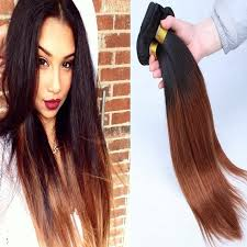 ali express hair weave 6a ombre virgin brazilian hair straight 3pcs t1b 30 ombre hair