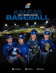 2017 kansas baseball media guide by kansas athletics issuu