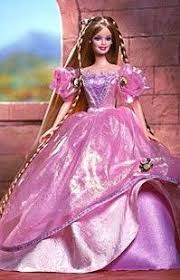 Doll Barbie Rapunzel
