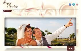 le site du mariage création site béziers communication référencement naturel