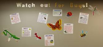 teach the bits and bytes second quarter bulletin boards
