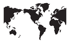 World Map Wall Decal by Online Store World Map Wall Decal Is A Vinyl Wall Decal