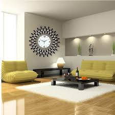 living room wall clock why select wall clocks for living room blogbeen
