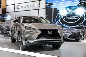 lexus atomic silver nx lexus gives canada an nx premium se limited edition