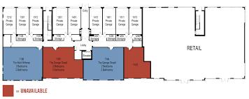 building 1000 ground floor floorplans haddon towne center