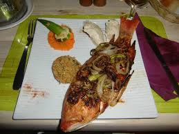 cuisine guadeloup nne restaurant le lucullus sainte