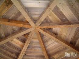 salvaged wood what is reclaimed lumber altruwood
