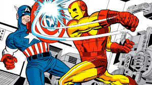Iron Man Captain America Vs Iron Man Who Wins In Each Fight Over The Last