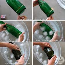 how to make a wine bottle l how to make bottle candles port how to cut bottle with string