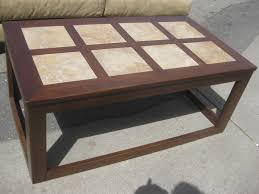 tile top coffee table uhuru furniture collectibles sold tile top coffee table 20