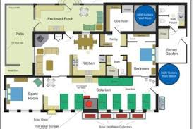 eco friendly homes plans extraordinary eco friendly house floor plans gallery best