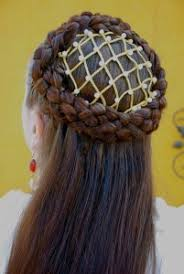 hair nets for buns complete renaissance costumes with hair and makeup inspired by the