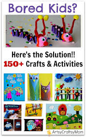 150 childrens art craft activities for kids 150 art and craft