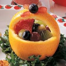 fruit baskets orange fruit baskets recipe taste of home