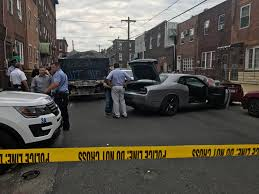 carjacking chase and crash a wild scene emerging from delco