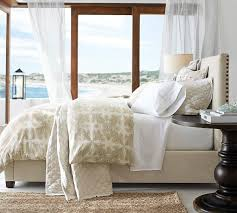 the proper way to make a bed your registry how to make the perfect bed pottery barn