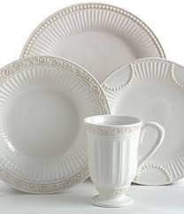 everyday dishes mix of patterns from lenox butlers pantry