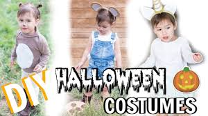 diy halloween costumes toddler baby 2016 youtube