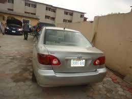 price of toyota corolla 2003 2003 toyota corolla price n970k autos nigeria