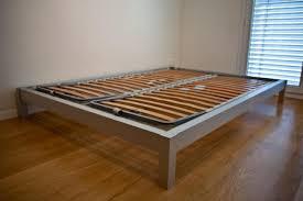 Aluminum Bed Frame Aluminum Bed Frame Na Ryby Info