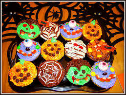pattie u0027s place halloween cupcakes and skeleton brownies