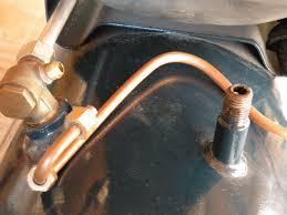 replacing a compressor pressure switch