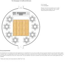 Yurt Floor Plans by Little Foot Yurts