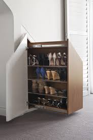 innovative hidden under stairs storage showing cabinets storage ideas innovative hidden under stairs storage showing cabinets storage solution with pullout system shoes saving