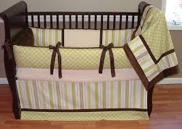 Crib Bedding Green Green Tea Boy Or Baby Bedding 299 00 Modpeapod We Make
