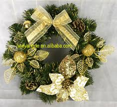 Christmas Decoration Wholesale Alibaba by Wholesale Artificial Christmas Wreaths Wholesale Artificial