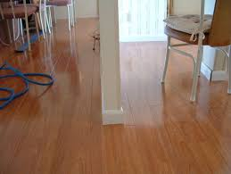 conflicting advice about laminate flooring
