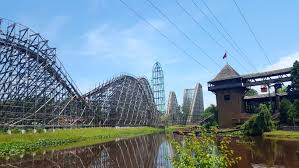 Six Flags Wild Safari Six Flags Great Adventure Trip Report California Coaster Kings