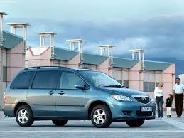 mazda minivan mazda mpv eu 2004 pictures information u0026 specs