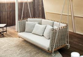 Lawn Swing Wabi Swing By Paola Lenti Stylepark