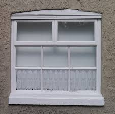 Domestication Home Decor Simple White Framed Windows And Grey Exterior Window Shutters On